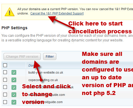 1and1php-settings-domains