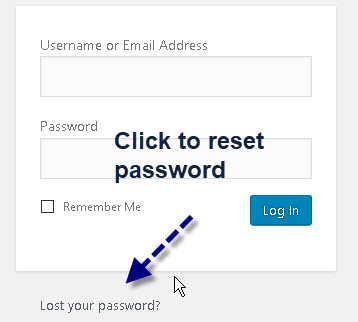 reset-wordpress-password