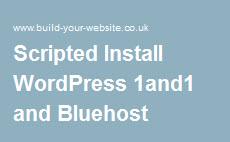 scripted-install-wordpress