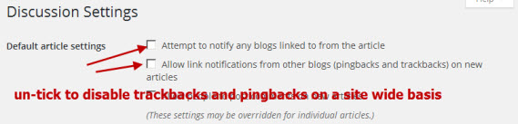 wordpress-disable-trackbacks-pingbacks